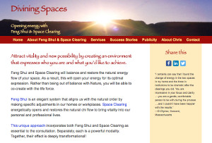 Chris Wojnar: Feng Shui & Space Clearing